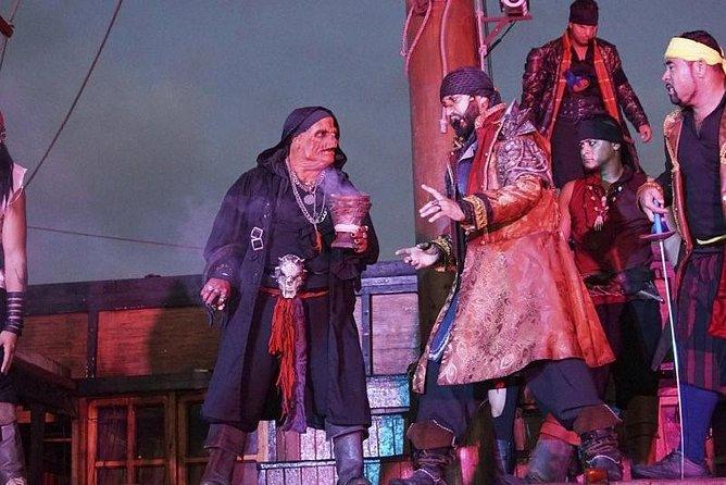 Pirate Ship | Night Tour | Dinner Under the Sea, Puerto Vallarta, Mexico