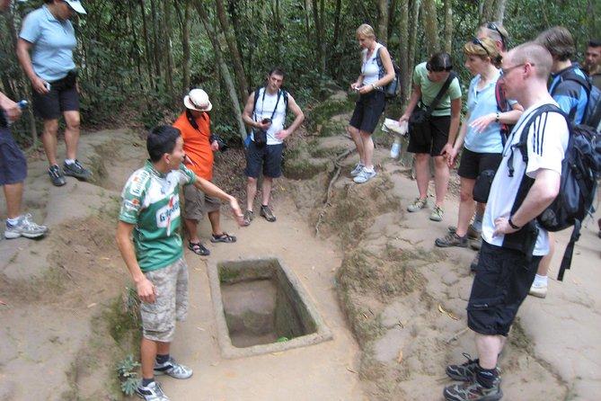 Deluxe Small Group Combined Cu Chi Tunnels And Mekong Delta, Ho Chi Minh, VIETNAME
