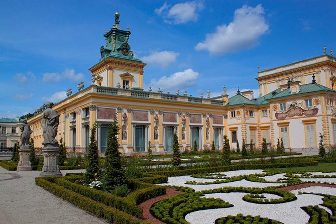 Wilanow Royal Palace : PRIVATE TOUR /inc. Pick-up/, Warsaw, Poland