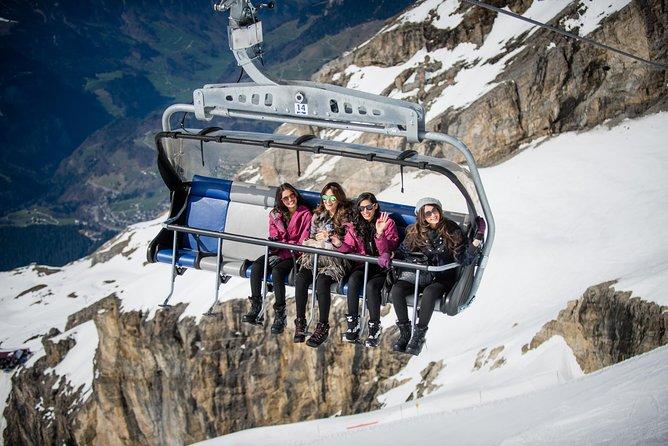 Excursión de un día al Monte Titlis y Lucerna desde Zúrich, Zurich, SUIZA