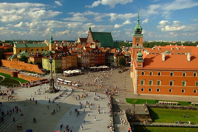 Royal Castle, Old Town&Market Square and Uprising Museum:Your Group Private Tour, Varsovia, POLONIA
