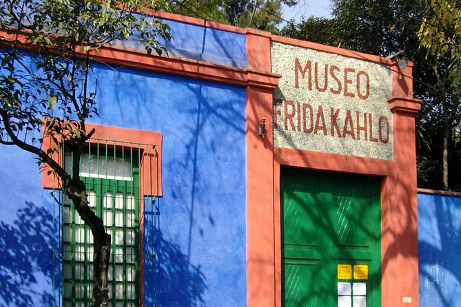 MAIS FOTOS, FRIDA KALHO & DIEGO RIVERA MUSEUMS (Private)