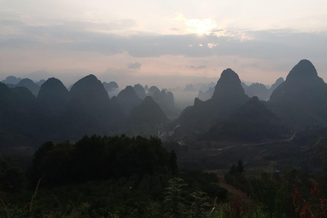 Half/Full-Day Yangshuo Countryside Moderate Cycling and Sightseeing Private Tour, Guilin, CHINA