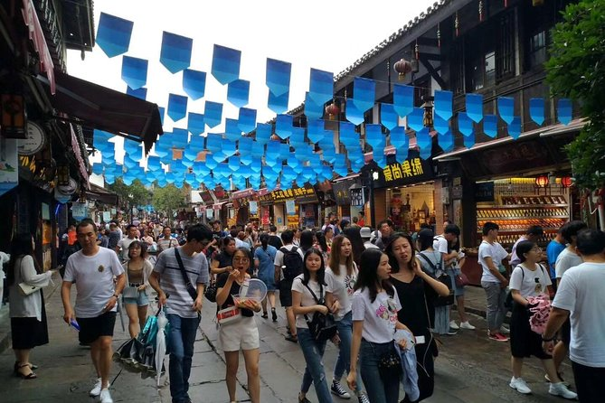 All Inclusive Private Day Tour to Ciqikou, Three Gorges Museum etc. in Chongqing, Chongqing, CHINA