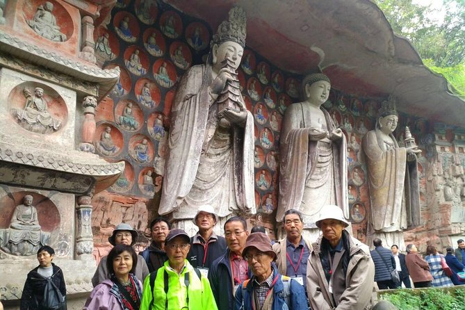 1-Day Chongqing Dazu Rock Carvings Private Tour With the Lunch, Chongqing, CHINA