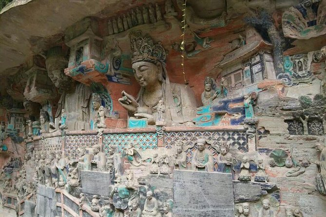 Private Day Tour to Dazu Rock Carving from Chongqing, Chongqing, CHINA