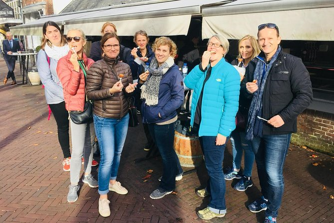 Walking Food Tour in Delft, The Hague, HOLLAND