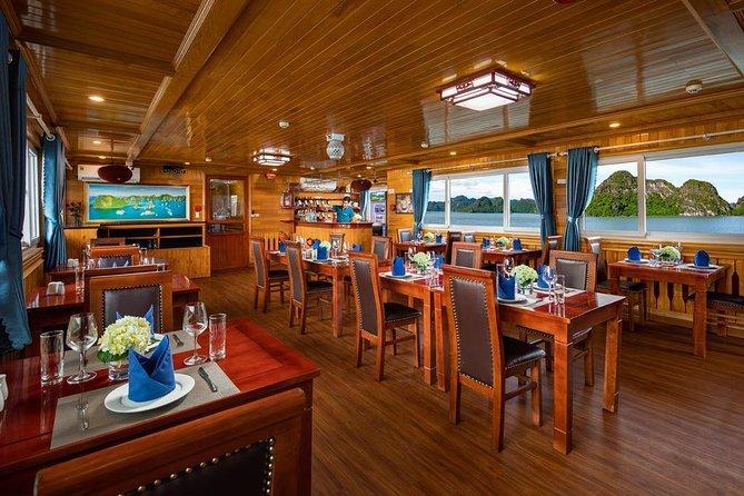 Halong Bay Lapaci Cruise 3days 2 nights to Lan Ha Bay, Ancient Village, Halong Bay, VIETNAM
