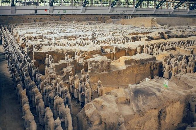 Private Half-Day Tour of Xi'an Terracotta Warriors, Sian, CHINA