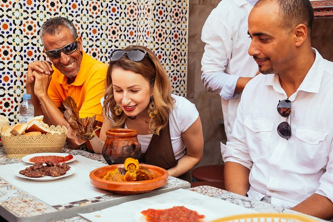 The 10 Tastings of Marrakech With Locals: Private Food Tour, Fez, MARRUECOS