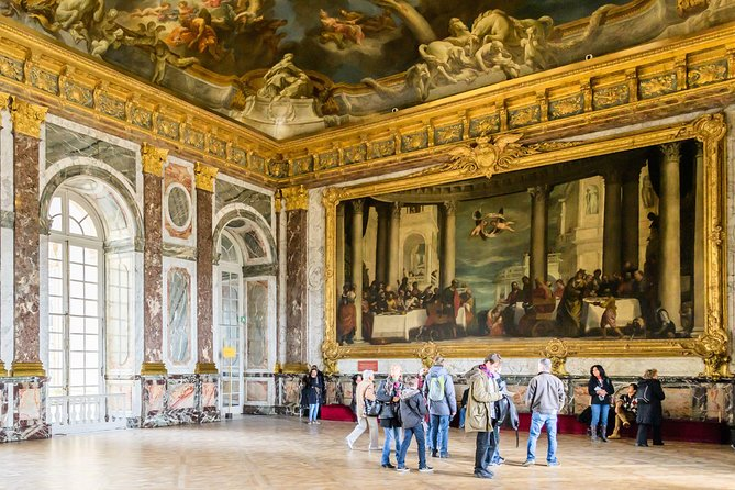 Small-Group Versailles Guided Tour from Paris, Paris, FRANCE