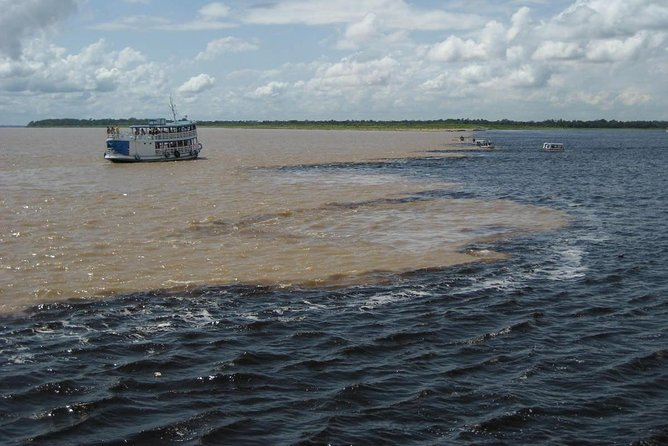 Meeting of the Waters with lunch, Manaus, BRASIL