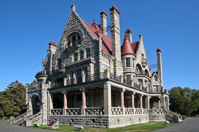 3-Hour Private Tour: Victoria Grand City and Craigdarroch Castle, Victoria, CANADA