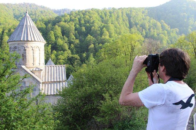 Private Tour to Lake Sevan, Dilijan spa town and Haghartsin monastery, Erevan, ARMENIA