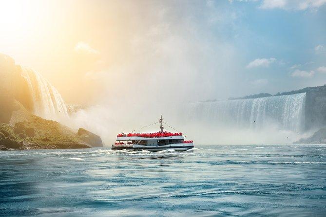 Mississauga to Niagara Falls Day Tour, Toronto, CANADA