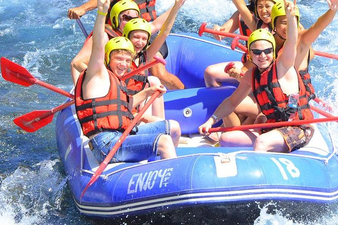 MÁS FOTOS, 2 in 1: White Water Rafting and Canyoning Adventure