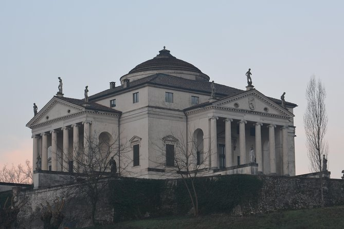 A private tour of the Venetian Palladian villas, Vicenza, Itália