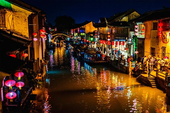 Suzhou Private Customized Day Trip from Shanghai by Bullet Train, Shanghai, CHINA