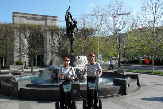 Guided Segway Tour of Downtown Nashville, Nashville, TE, ESTADOS UNIDOS
