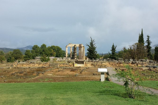 Ancient Nemea and Wine Tasting Private Tour from Corinth, ,