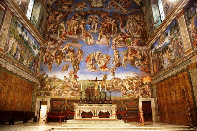 Ever dreamed of gazing at the ceiling of the Sistine Chapel in the peace and quiet of early morning? These exclusive Vatican Partner tour allow you to be one of the select few to enter 30 minutes ahead of tour groups and a full hour and 30 minutes before the general public, giving you plenty of time to marvel at the beauty of the Sistine Chapel and Vatican Museums before the crowds arrive. Take your time to independently discover the Vatican artworks for as long as you want