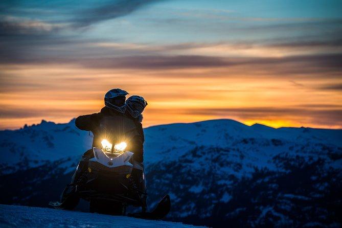 Mountain Explorer by Snowmobile Tour, Whistler, CANADA