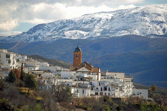 Explore the Almeria region of Spain on this full-day bus tour to the Sierra Nevada National Park. See the cave houses of Guadix and Purrullena. Discover the white-washed villages of the Alpujarra. Pass through the Nacimiento River Valley, and visit a pottery workshop in Alhabia.