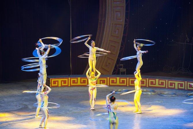 Zhujiajiao Private Day Tour and Shanghai Acrobatic Show, Shanghai, CHINA