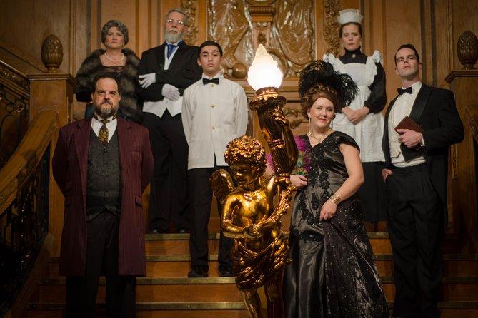 Cena de gala Titanic: The Artifact Exhibition, Orlando, FL, ESTADOS UNIDOS
