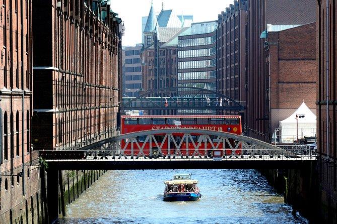 Hamburg Shore Excursion: Hamburg Hop-On Hop-Off Tour with Harbor Cruise, Hamburgo, ALEMANIA