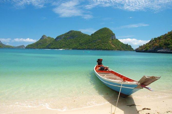 Recorrido de un día al Parque Nacional marino Ang Thong de Koh Samui con almuerzo, Koh Samui, TAILANDIA