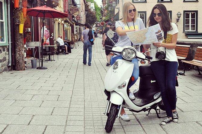Quebec City Scooter Rental, Quebec, CANADA