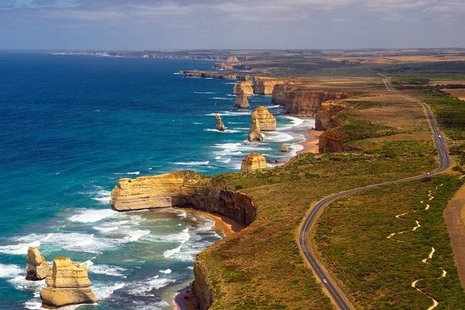 The Great Ocean Road is rightly considered to be one of the most picturesque ocean roads in the world. The culmination of your 12-hour trip will be visiting another of Australia's icons, The Twelve Apostles. Apart from breathtaking ocean views, you will get a chance to see koalas in the wild, as well as hand-feed parrots.