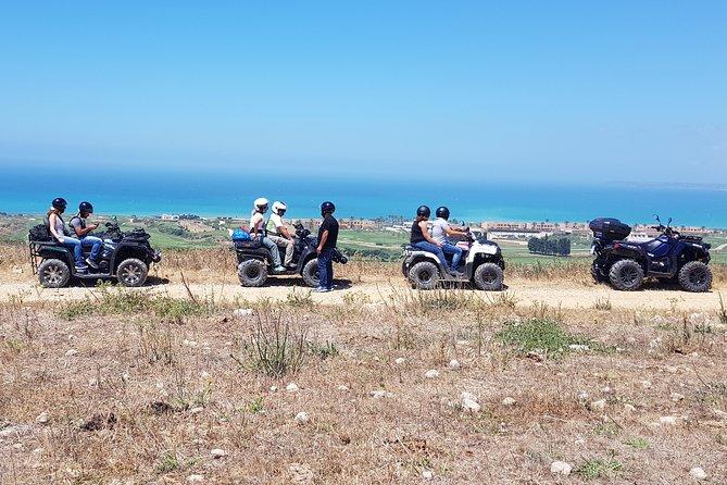 MÁS FOTOS, Agrigento Countryside Off-Road Quad Bike Trip from Ribera