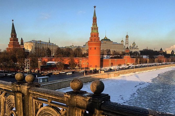 Experience Moscow during this perfectly-shaped 3-day tour with your private guide! You will see all of Moscow's top attractions from your must-see list. Historical downtown, fascinating St Basil Cathedral, the Kremlin with its sacred cathedrals and crenelated walls (please book in advance, visit not included in the cost), remote Tsar's residence – Kolomenskoye summer estate and the ancient Novodevichy Convent, which history is closely connected with the history of Russian Grand Princes and Tsars. Immerse in local culture while visiting the Tretyakov Gallery – the largest Russian painting collection and discover Muzeon park – the park of Fallen Idols with the XX century sculptures of soviet leaders. Get yourselves familiar with Moscow's present and nearest past. This is the best way to learn about Moscow Russia in full and get familiar with people ways and habits