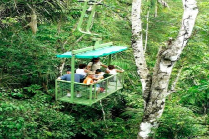 Colon Panama: Aerial Tram and Miraflores Locks, Colon, PANAMÁ