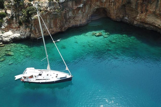 MÁS FOTOS, Private Sailing Yacht With Crew in Kas - Kekova Tour