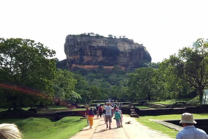 Explore spectacular Lion Rock Fortress ( Sigiriya) Nominated as 8th Wonder of the world. And 1st Centuries cave temple in Dambulla.full-day tour of the UNESCO World Heritage sites. Certified site guide leads you to explore the most important ancient archaeological zone and 5th Centuries architectural construction techniques. Sigiriya Lion Rock is indicating same league as Grand Canyon and Ancient Pyramids. Dambulla worlds heritage site, The Cave Temple has sculpture and paintings of religious. And several Buddha's sculptures including 15m long dying buddhas sculpture. frescoeses on walls and ceilings shows Buddha's life and history. 1st Centuries Cave Temple is very impressed It has 150 statues illustrating influences of Mahayana Buddhism.
