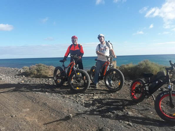 Fat Electric Bike Tour in Costa Calma, Fuerteventura, Espanha