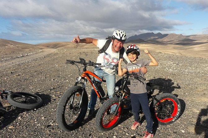 Fat Electric Bike Tour in Costa Calma, Fuerteventura, ESPAÑA