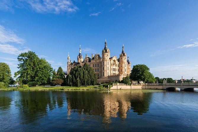 If you are travelling on a cruise ship docking in the port of Rostock and Warnemünde, this local, informative and relaxed shore excursion will be perfect for you! <br><br>Explore the picturesque area of Mecklenburg, the fascinating cities of Schwerin and Rostock as well as visit the magnificent Schwerin Castle. Our professional knowledgable guide will accompany you the entire day showing you all the highlights of these beautiful cities located close to your port.<br><br>This shore excursion is adjusted to each ship's docking times, returning with plenty of time to spare before its departure. Our expert team has been organizing these tours for nearly a decade. We have never missed a cruise ship's departure and imparted our knowledge and enthusiasm for our unique and beautiful country to thousands of satisfied passengers!