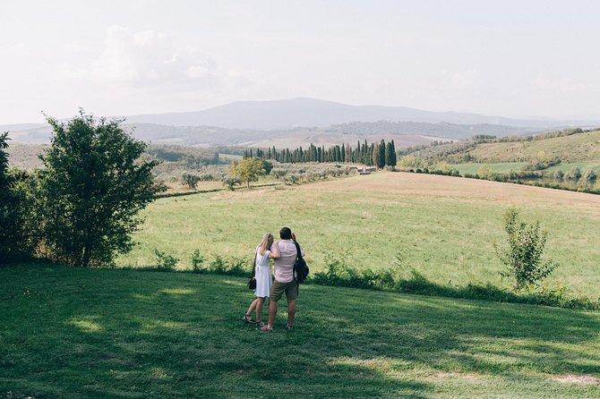Excursión vinícola toscana fuera de carretera desde Castellina, Siena, ITALIA