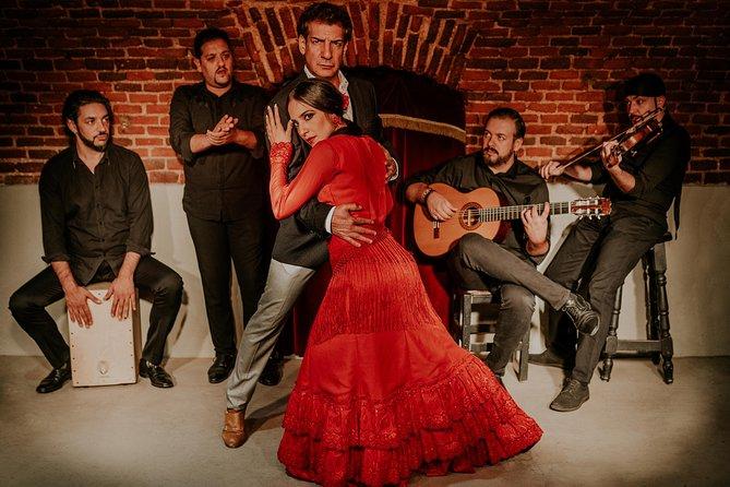 Bilhete de admissão para Flamenco Essencial, Madrid, Espanha
