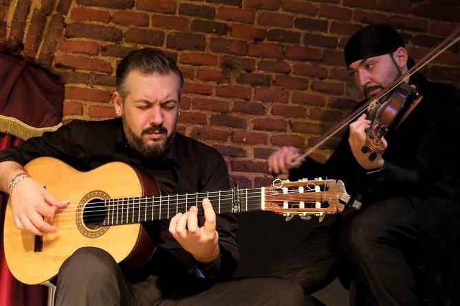 Entrada a Essential Flamenco, Madrid, ESPAÑA