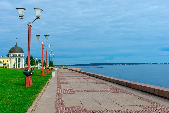A private tour with an acknowledged guide at the capital of Karelia - at Petrozavodsk city will give only the exciting memories. Petrozavodsk is located on the Lake Onega shore - the second largest freshwater lake in Europe. You will tour the main attractions and learn the history of the city. The duration of the tour is 3 hours.