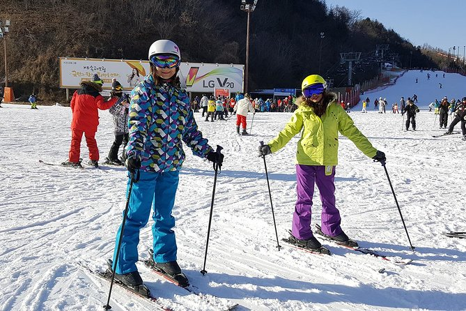 Winter 8 days Ski & Jeju & Mt Seorak & Seoul with DMZ on the end Nov to Jan, Incheon, COREA DEL SUR