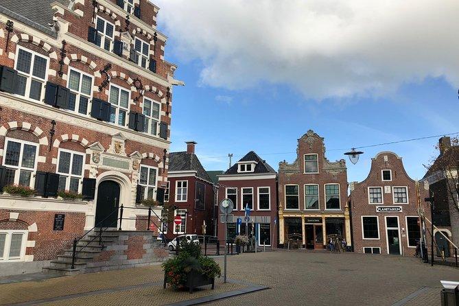 Recorrido privado personalizable desde Ámsterdam o el aeropuerto de Schiphol, Amsterdam, HOLANDA