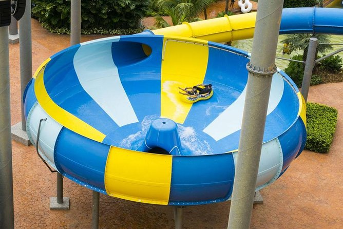 Get access to a full day of thrilling waterslides and adventures in this family-friendly fun park experience. Austin Heights isa combination of waterpark, adventure park and sports & leisure park.