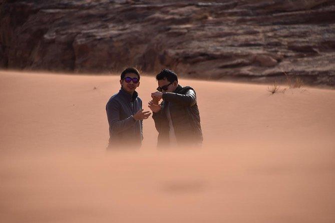 Excursión de 2 días: Petra, Wadi Rum y el mar Muerto desde Ammán, Aman, JORDANIA