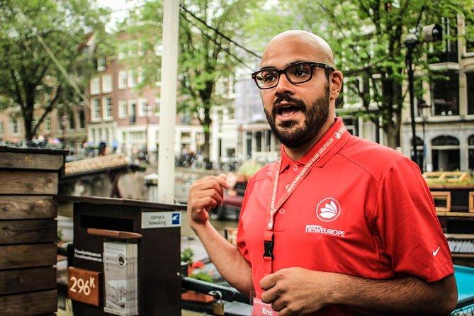 Recorrido alternativo a pie de 2 horas por Ámsterdam, Amsterdam, HOLANDA